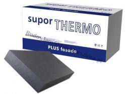 Styropian grafitowy Swisspor LAMBDA PLUS fasada EPS032 TR80