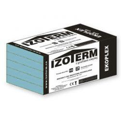 Styropian fundamentowy Ekoplex EPS100 037, IZOTERM, cena za m3