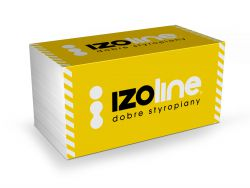 Styropian IZOLINE PODŁOGA/PARKING EXTRA EPS 150 4,5t 0,036