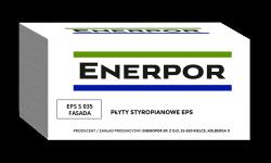 Styropian GRAFITOWY Fasada S EPS035 Enerpor