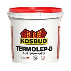 Klej dyspersyjny do systemów TABULO TERMOLEP-D cena za kg.  KOSBUD kolor GRAFITOWY