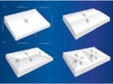 Ogrzewanie dachowe, Płyty warstwowe STYRDACH EPS 80-038 GENDERKA, cena za m2
