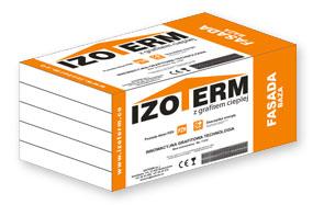 Styropian EPS 042 Fasada Baza, IZOTERM,  cena za m3