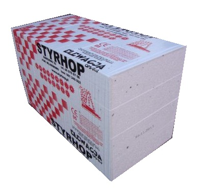 Styropian Fasada EPS 040 STYRHOP, cena za m3