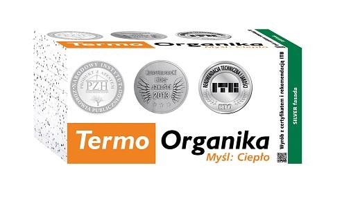Styropian Termo Organika SILVER fasada EPS040, cena za m3