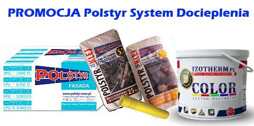 Styropian grafitowy POLSTYR EPS033 Promocja, cena za m3